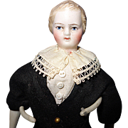 Parian Boy Doll