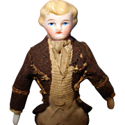 Very Early Doll House Young Man