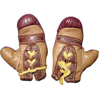 Boxing Gloves Doll Size