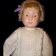 16 inch Schoenhut Character Doll