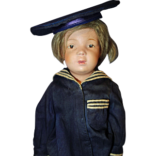 Factory Original Schoenhut Doll