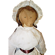 Early Folk Cloth Doll