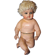 Rare Baby Candy Container Doll