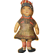 Liberty Bell Doll from Sesquicentennial