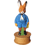 Rabbit Boy Candy Container