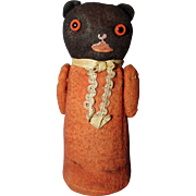 Early Cloth Cat Squeaker