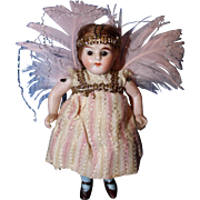 All Bisque Fairy or Angel doll