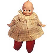 Bisque Kewpie Shoulder head doll