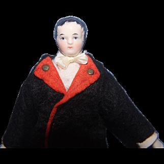 Young Man China Doll