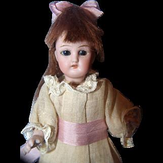 Simon Halbig all bisque doll