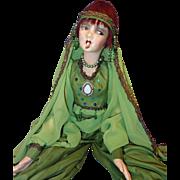 Cubeb Smoker Doll