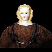 Alt, Beck and Gottschalck Blond Bisque Doll