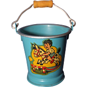 Little dolls pail