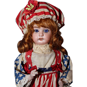 Candy Container Doll