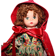 Red Riding Hood Madame Alexander