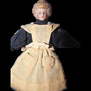 Doll House Lady Gibson Girl hairdo