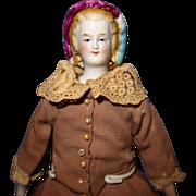 Empress Eugenie Petite Parian Doll