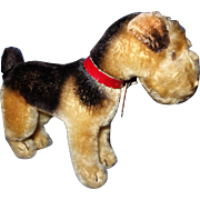 Steiff Terry Airedale Standing