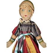 Madame Paderewski Polish Relief Doll