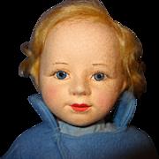 Prince Edward Chad Valley Doll A/O
