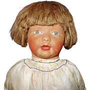 Kamkins All Cloth Doll in Original Clothing