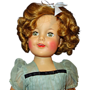 Shirley Temple 1950 Doll