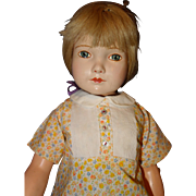 Effanbee American Child Composition Doll  All Original
