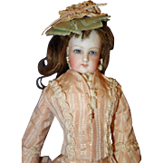 Petite French Fashion Doll