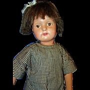 Large Schoenhut Doll