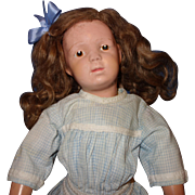 Schoenhut Character Doll