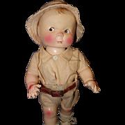Puggy Petite Doll