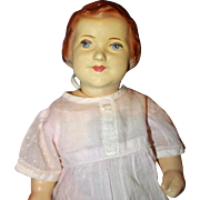 Raleigh Composition Girl Doll