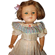 Schoenhut Sleep eye dolly