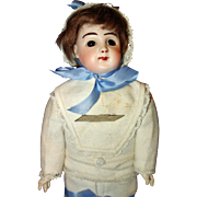 Bru Jne Candy Container Doll