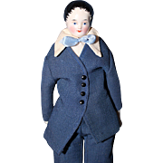 China Young Man Doll