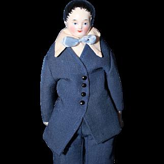 China Young Man Doll