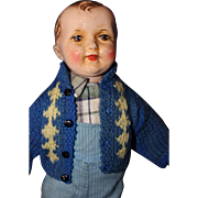 Raleigh Composition Boy Doll