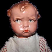 Baby Grumpy Effanbee