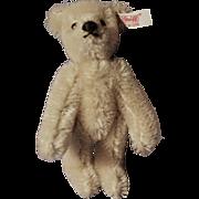 Steiff Tiny Grey Bear
