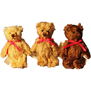Gund Tiny Group Teddy Bears