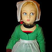 Lenci Doll in her original Becassine costume 1930