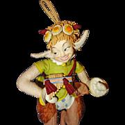 Lenci Pan Doll