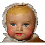 Martha Chase Smiling Weighted Doll