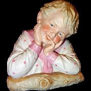 Gebruder Heubach Smiling Boy