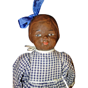 Horsman Topsy Composition Doll 17 inches tall