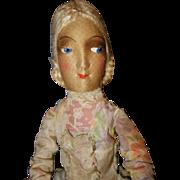 Cloth Boudoir Bed Doll