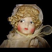 Gre-Poir All Cloth doll all original