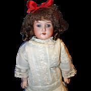 Floradora Doll on tagged Floradora body