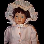 Kamkin Brunette Doll a harder to find hair color