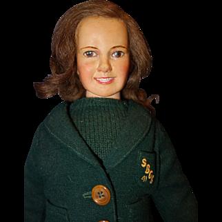Dewees Cochran Rare Original Portrait Doll